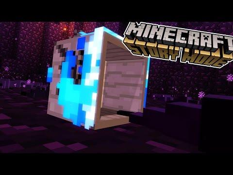 WHITE PUMPKIN UNMASKED!!   Minecraft : Story Mode   Episode 6 [4]
