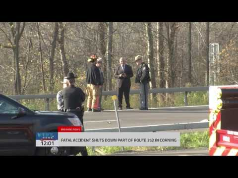 WENY ROUTE 352 FATAL ACCIDENT 11 2 16