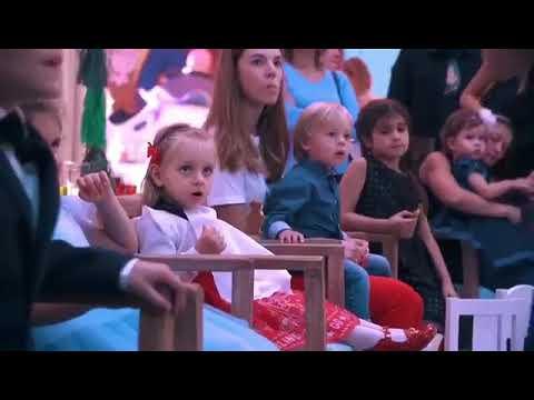 День рождения трехлетней дочери Татьяны Навки
