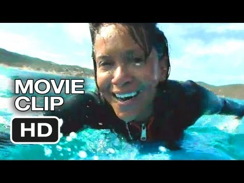 Drift Movie CLIP - All About Her (2013) - Sam Worthington Surfer Movie HD