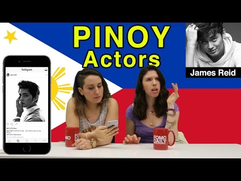 Americans React to Pinoy Heartthrobs
