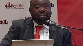 Nxesi vows to take steps to rid construction of 'criminal tendencies'