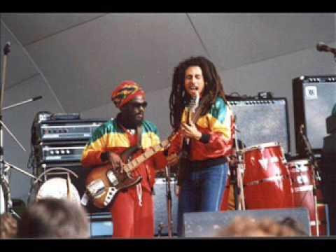 Natural Mystic- Bob Marley Live in Crystal Palace 1980