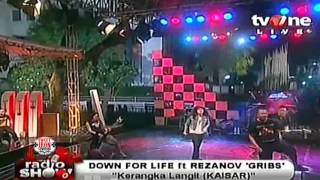 DOWN FOR LIFE @RadioShow_tvOne