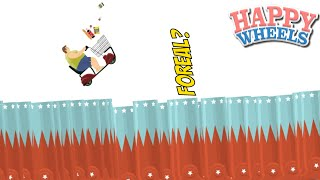 THEY ON SOME NEW SH#T! [HAPPY WHEELS] [MADNESS!]