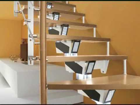 Rintal stair system