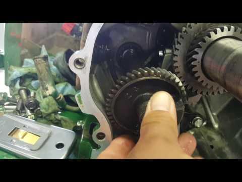 Motor Honda GX340