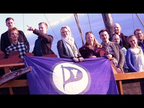 Is the Pirate Party About to Take Over Iceland?