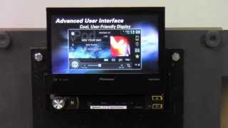 Pioneer AVH-X7500BT - Out of The Box