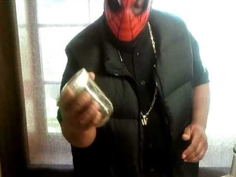 The Kron Monster makes Weed Juice!!!