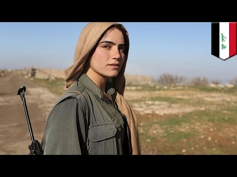 ISIS fears Kurdish women soldiers: In frontline combat in Iraq, winning the war against ISIS