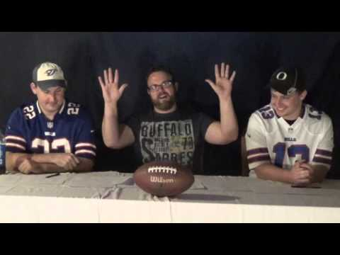Buffalo Bills 2016 NFL Draft Preview show