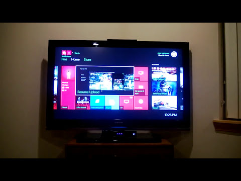 Real Life Xbox One Functionality Demo