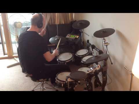 The C90s  Shine A Light Flight Facilities Remix Roland TD12 Drum
