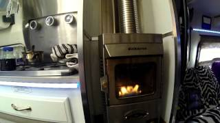 RV Life: About the propane fireplace