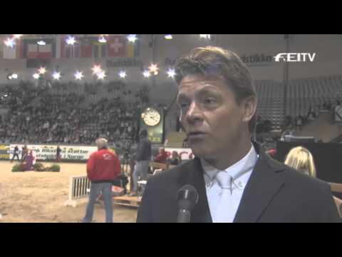 Rolex FEI World Cup 2012/13 Oslo Horse Show - News