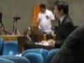 Roilo Golez interpellates Cong. Edwin Olivarez, 6 September 2010 (1)