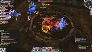 Cabal Online Awakened Forgotten Temple 2014.12.02 (60 FPS)