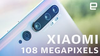 The Xiaomi CC 9 Pro has a 108-megapixel camera