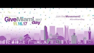 Give Miami Day 2017: Returning Nonprofit Registration