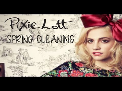 Pixie Lott - Spring Cleaning