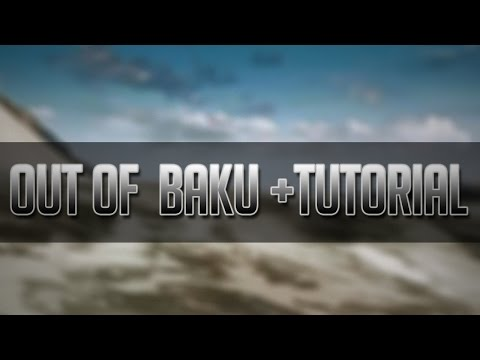 Out of Baku Campaign Map - Battlefield 4