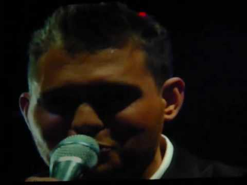 MICHAEL BUBLE AT THE MADISON SQUARE GARDEN - NEW YORK NEW YORK