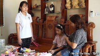 Mẹ Ghẻ Con Chồng Phần 21 - Hạt Cườm Của Mẹ - MN Toys Family Vlogs