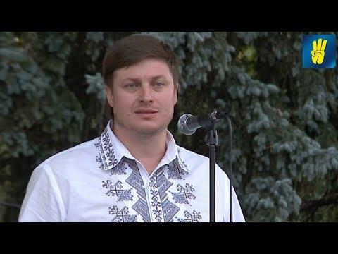 Олег Осуховський: слово під час зустрічі з мешканцями міста Сарни