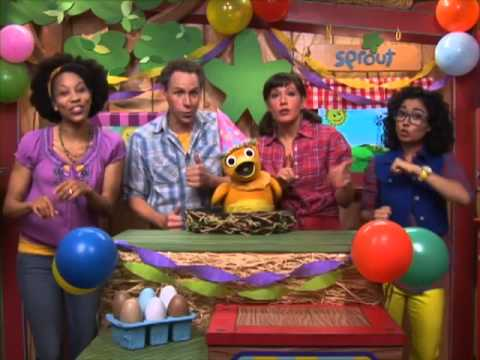 The Happy Birthday Song! On Pbs Kids Sprout video