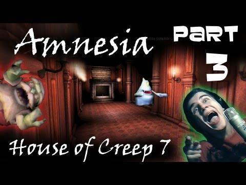 Amnesia GoGo – House of Creep 7 – [Sk-Cz] – Part.3