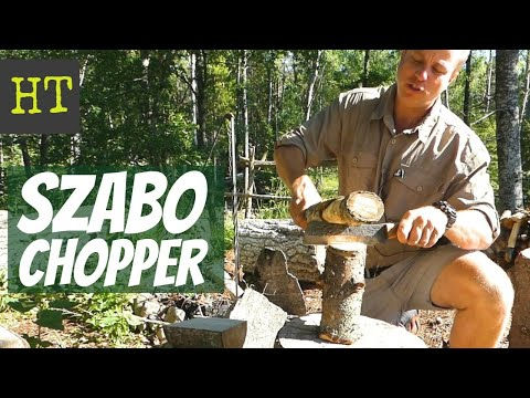 Bushcraft Chopper | Hand Forged | Hard Tested