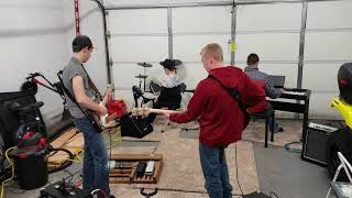 Boys garage band