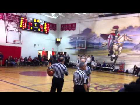 Buzzer beater or not  vancouver basketball aaa boys final st george vs kitsilano mov