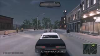 Mafia III - Police Car Spotlight