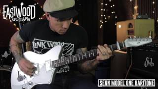 Senn Model One Baritone by Eastwood - demo by RJ Ronquillo