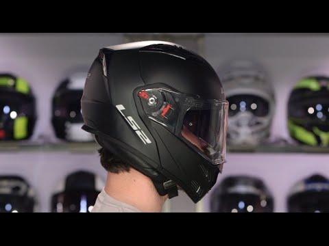 Ls2 Metro Helmet Review At Revzillacom Youtube