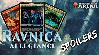 Ravnica Allegiance Spoilers #1 | Light the Stage!!