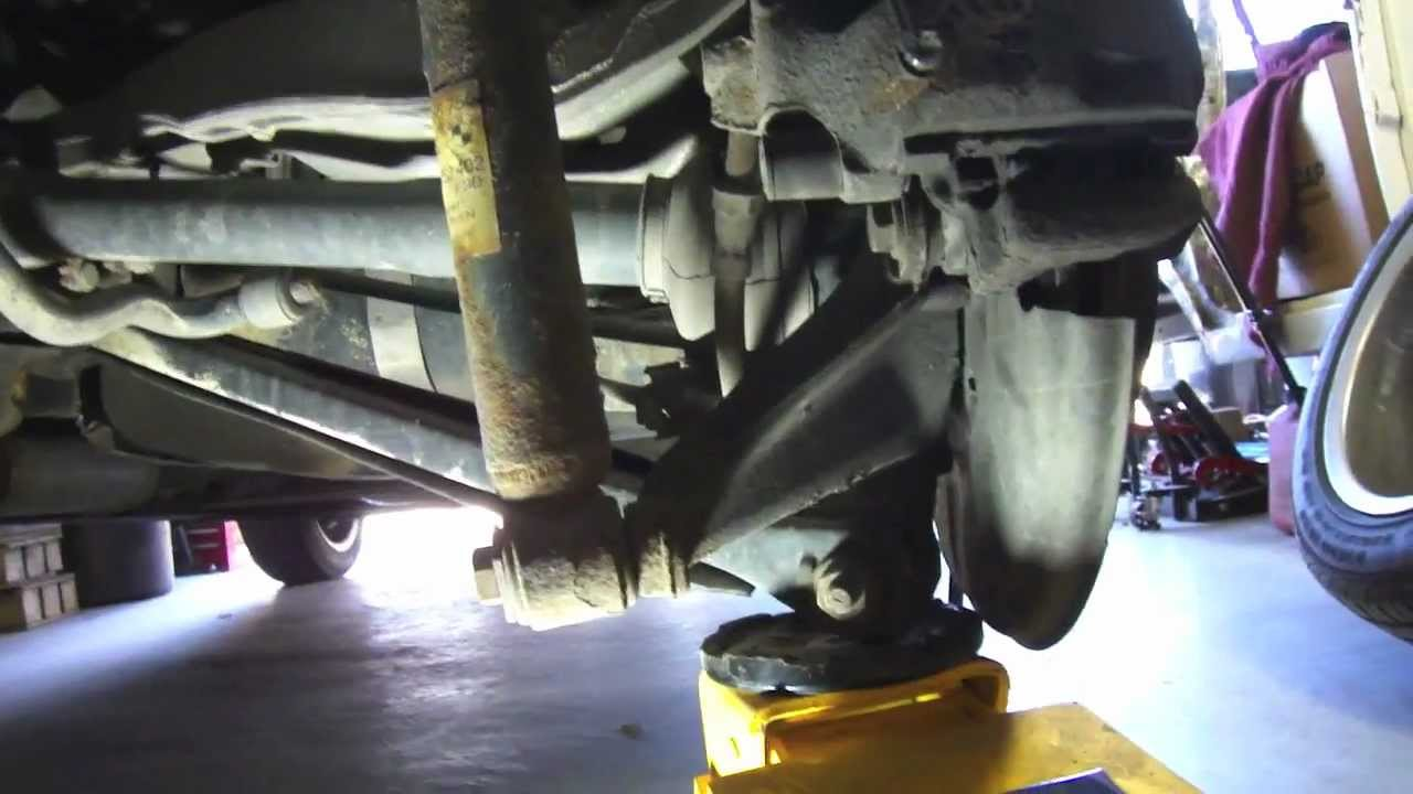 Diy E46 Bmw Rear Bushing Replacement Youtube