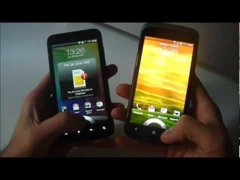 Sense 4 vs Sense 3.0 - HTC One S vs Evo 3D