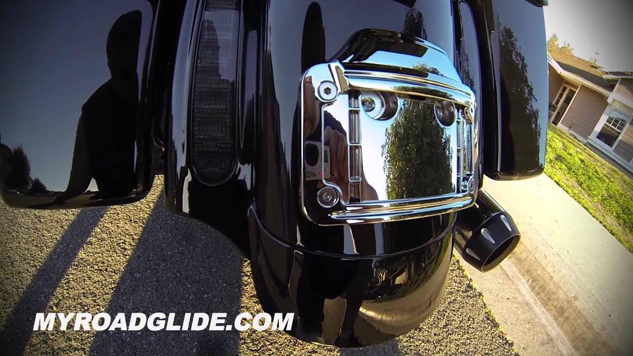 Myroadglide Com Product Spotlight Kuryakyn S Curved Led