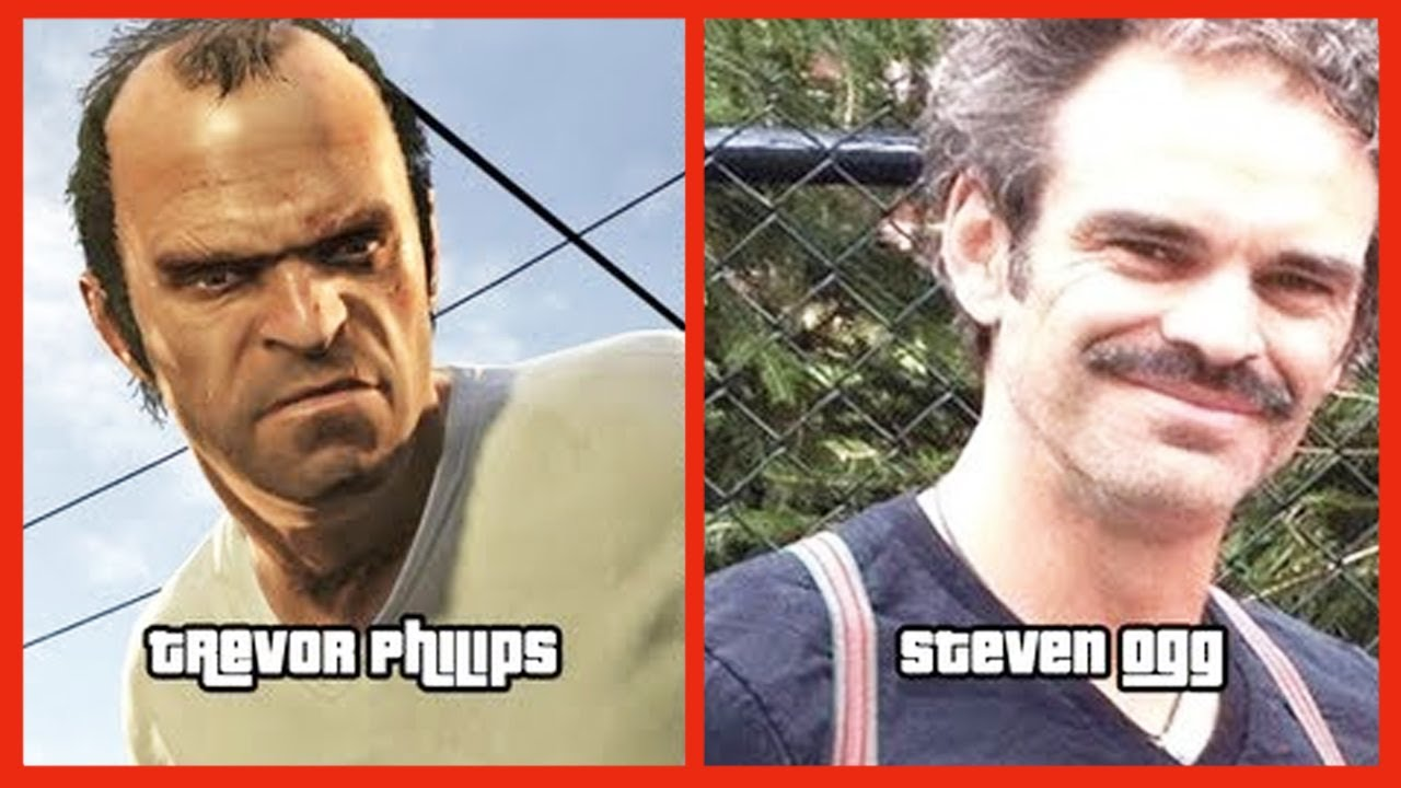 Trevor phillips voice actor