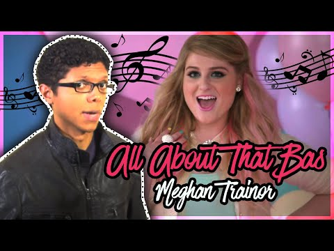 Meghan Trainor - All About That Bass - Tay Zonday video
