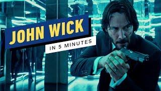 John Wick in 5 Minutes