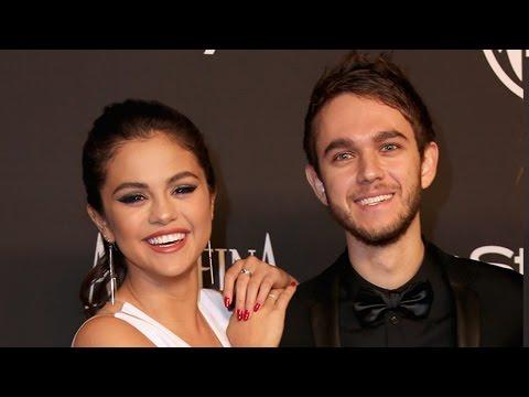 Selena Gomez and Zedd Red Carpet Couple at 2015 Grammy's? thumbnail