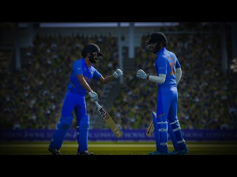 India vs Australia chase highlights World Cup 2019 (Target 351)