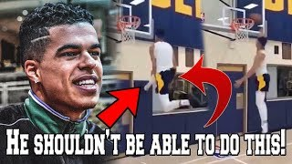 Michael Porter Jr Shows INCREDIBLE ATHLETICISM with EPIC DUNK During Denver Nuggets Workout!