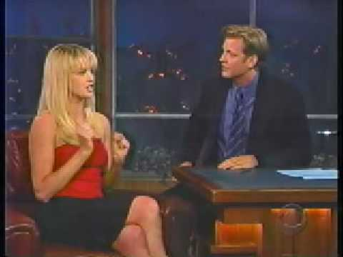 Late Late Show w Craig Kilborn - In the News, Charlize Theron, Will Ferrell (2 of 4)