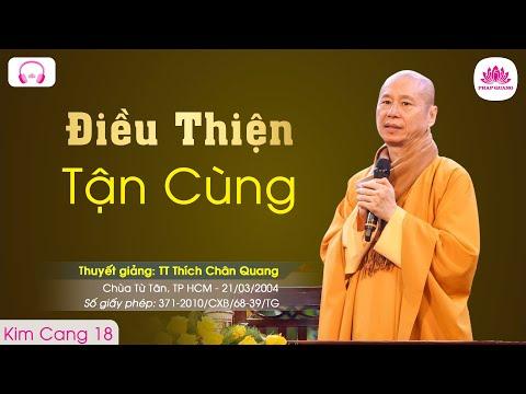 Kinh Kim Cang 18/20