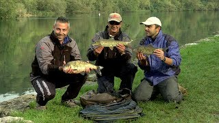 Trabucco TV - Tecniche di Pesca - River Feeder Fishing - Trezzo d'Adda
